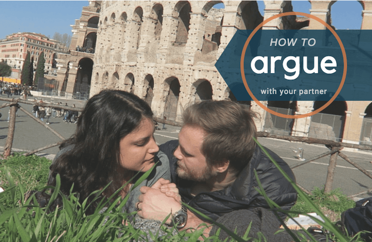 How to Argue With Your Partner